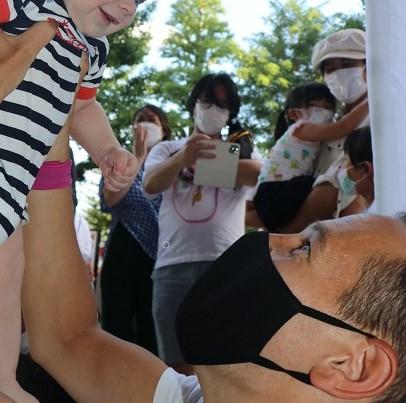 なぜ露木肇子氏は、ヴィンセント氏と子供達の「引き離し」をやめないか
